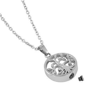 Always and Forever Memorial Products: Tree Cremation Pendant