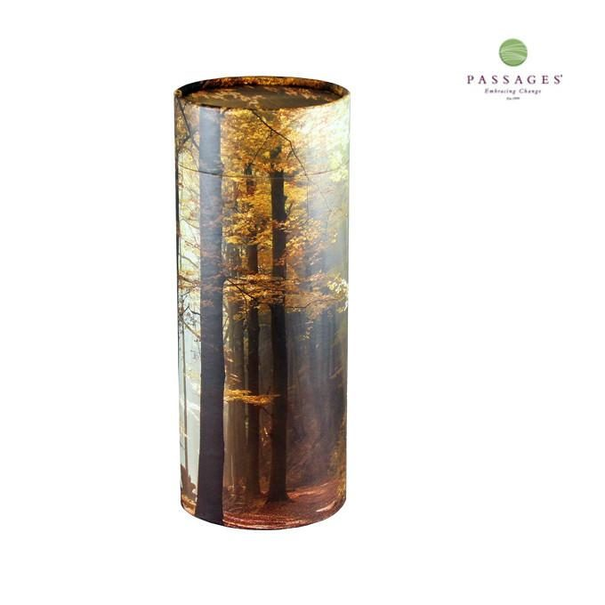 Always and Forever Memorial Products: Autumn Woods Scattering Tube