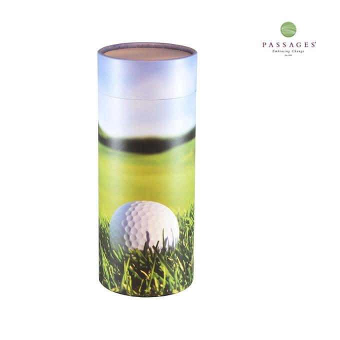 Always and Forever Memorial Products: Golf Scattering Tube