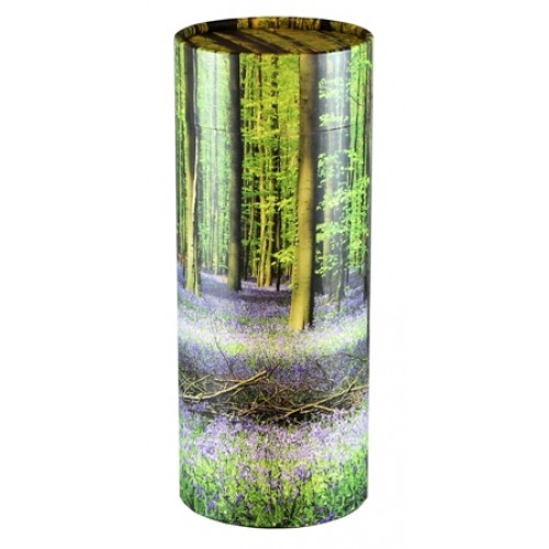Scattering Tube – Bluebell Forest