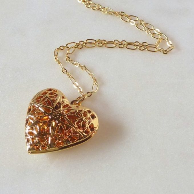 Always and Forever Memorial Products: Pink Raven Jewelry Locket