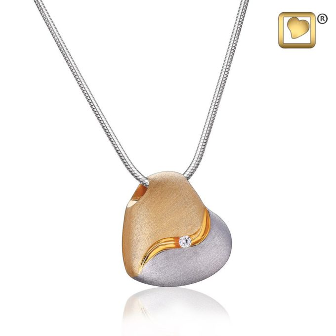 Always and Forever Memorial Products: Heartfelt Cremation Pendant