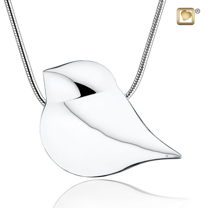 Always and Forever Memorial Products: SoulBird Cremation Pendant