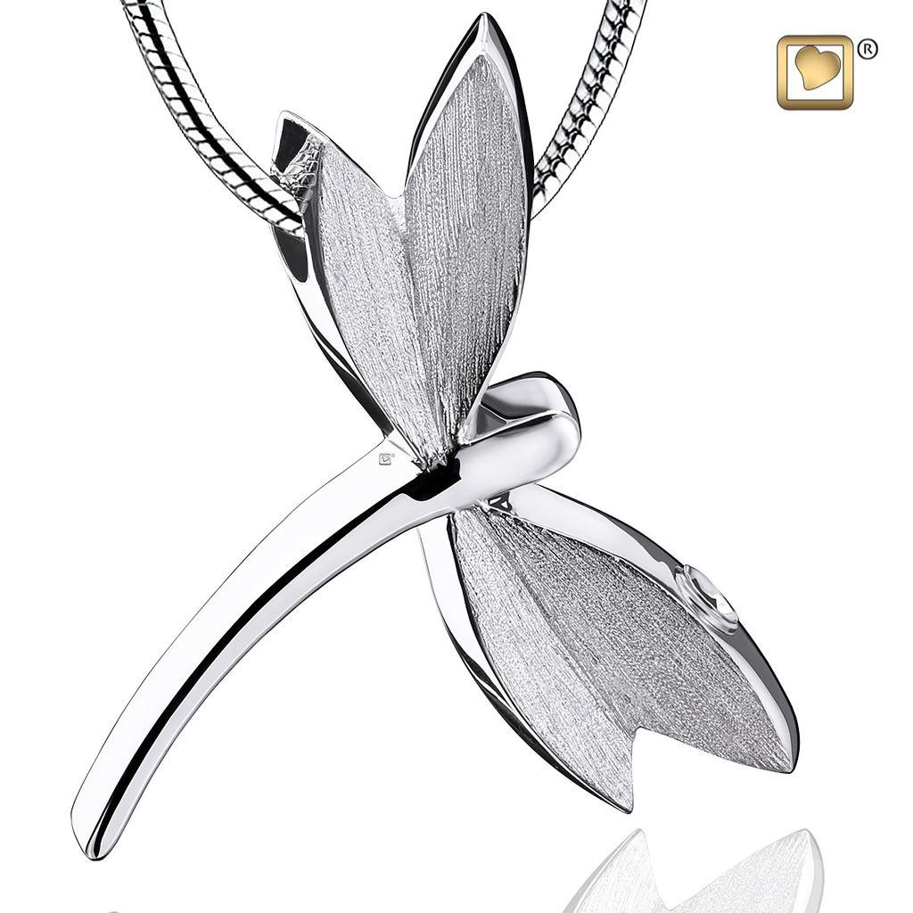 Dragonfly Urn Pendant