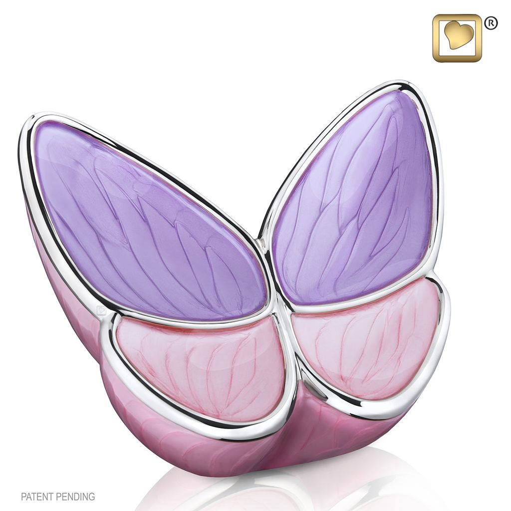 Wings Of Hope Butterfly – Lavender