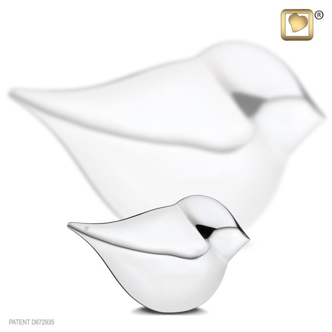 Always and Forever Memorial Products: SoulBird Keepsake Urn