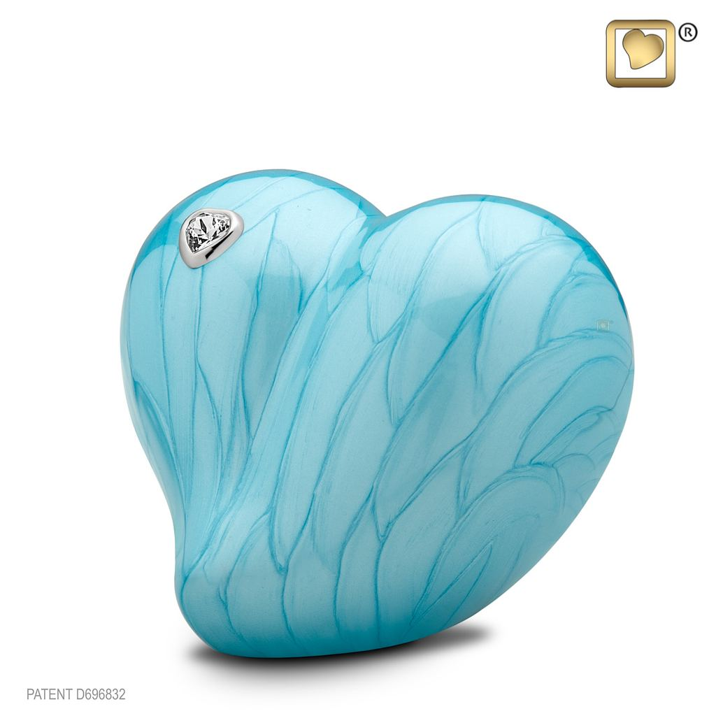 LoveHeart™ Blue – Medium
