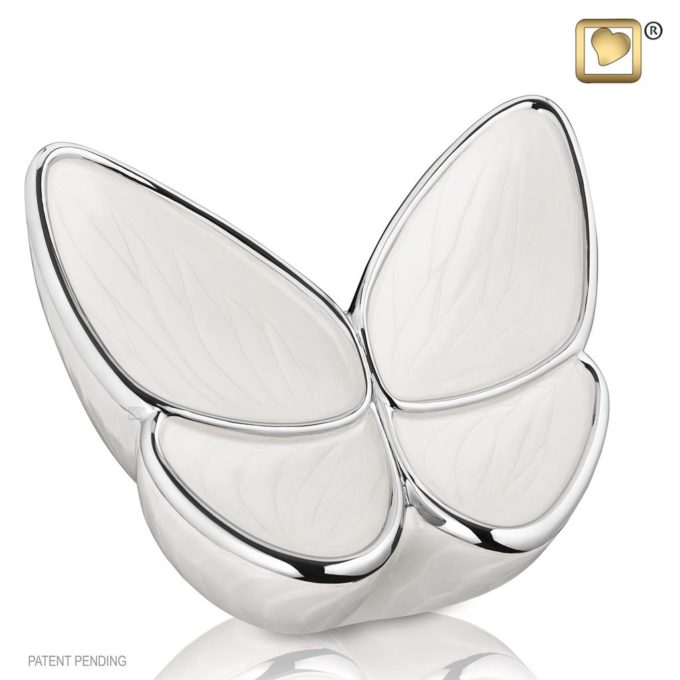 Always and Forever Memorial Products: Butterfly Cremation Urn