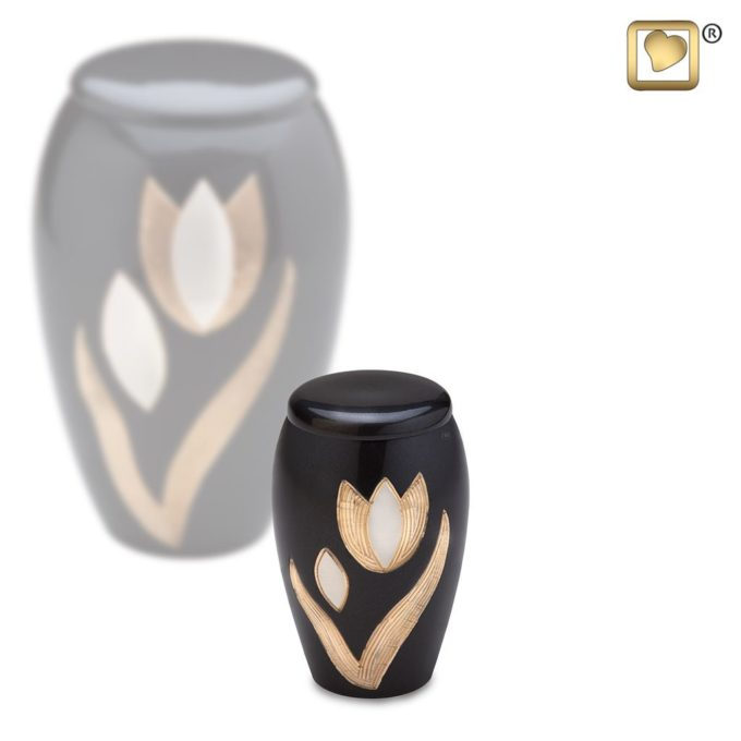 Always and Forever Memorial Products: Tulip Keepsake Urn