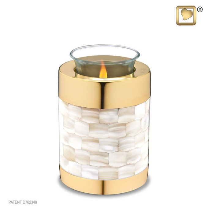 Always and Forever Memorial Products: Tealight Urn