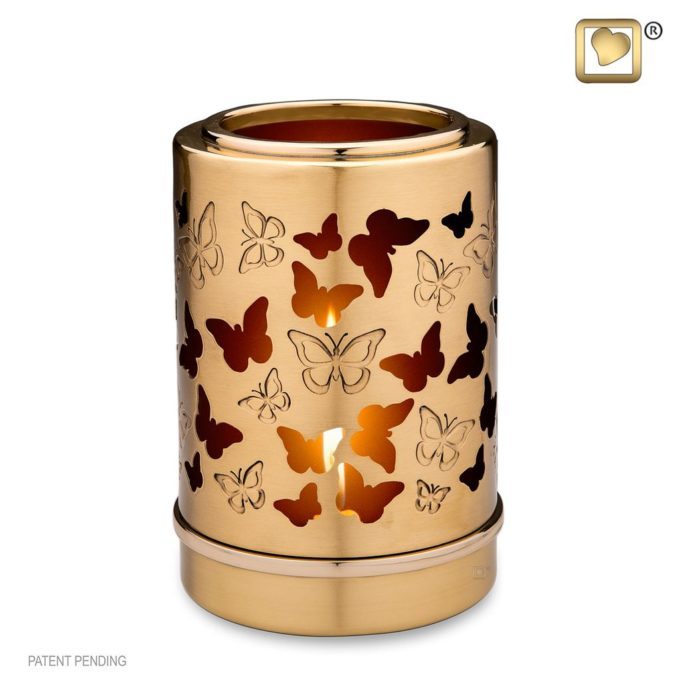 Always and Forever Memorial Products: Reflections Tealight Urn