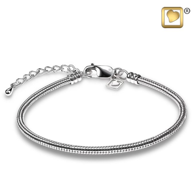 Always and Forever Memorial Products: Bracelet Snake