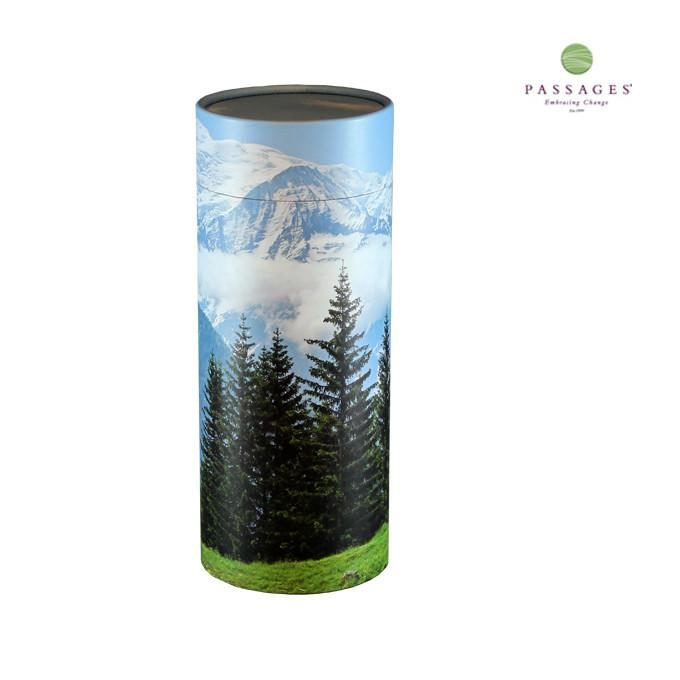 Always and Forever Memorial Products: Mountain View Scattering Tube