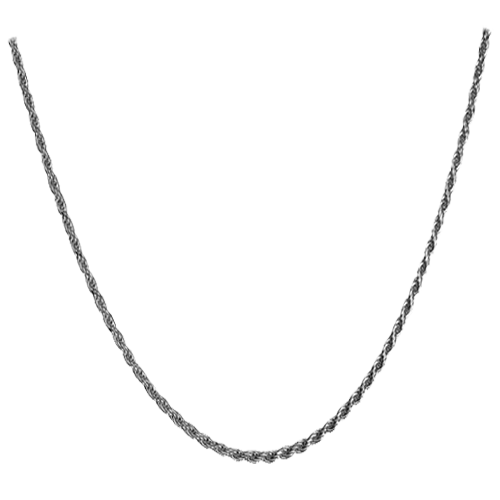 Always and Forever Memorial Products: Stainless Steel Rope Chain