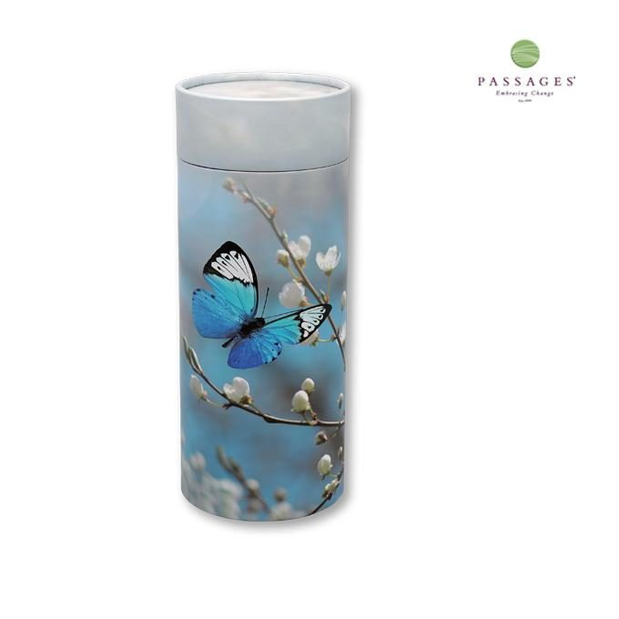 Butterfly Scattering Tube