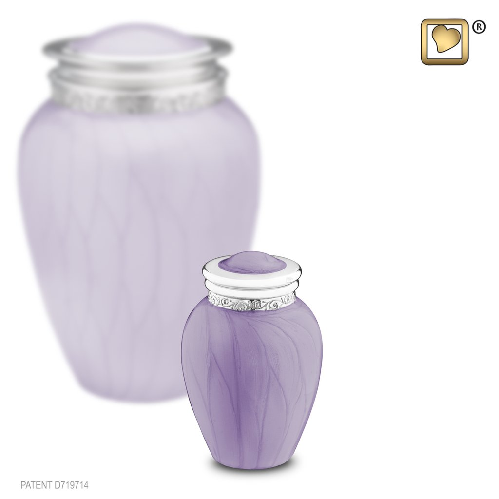 Blessing Lavender Keepsake Urn