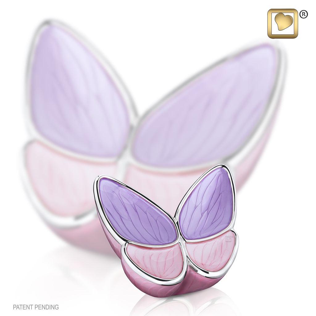 Wings Of Hope Lavender Keepsake
