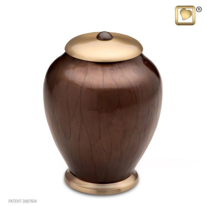 Bronze Simplicity Urn