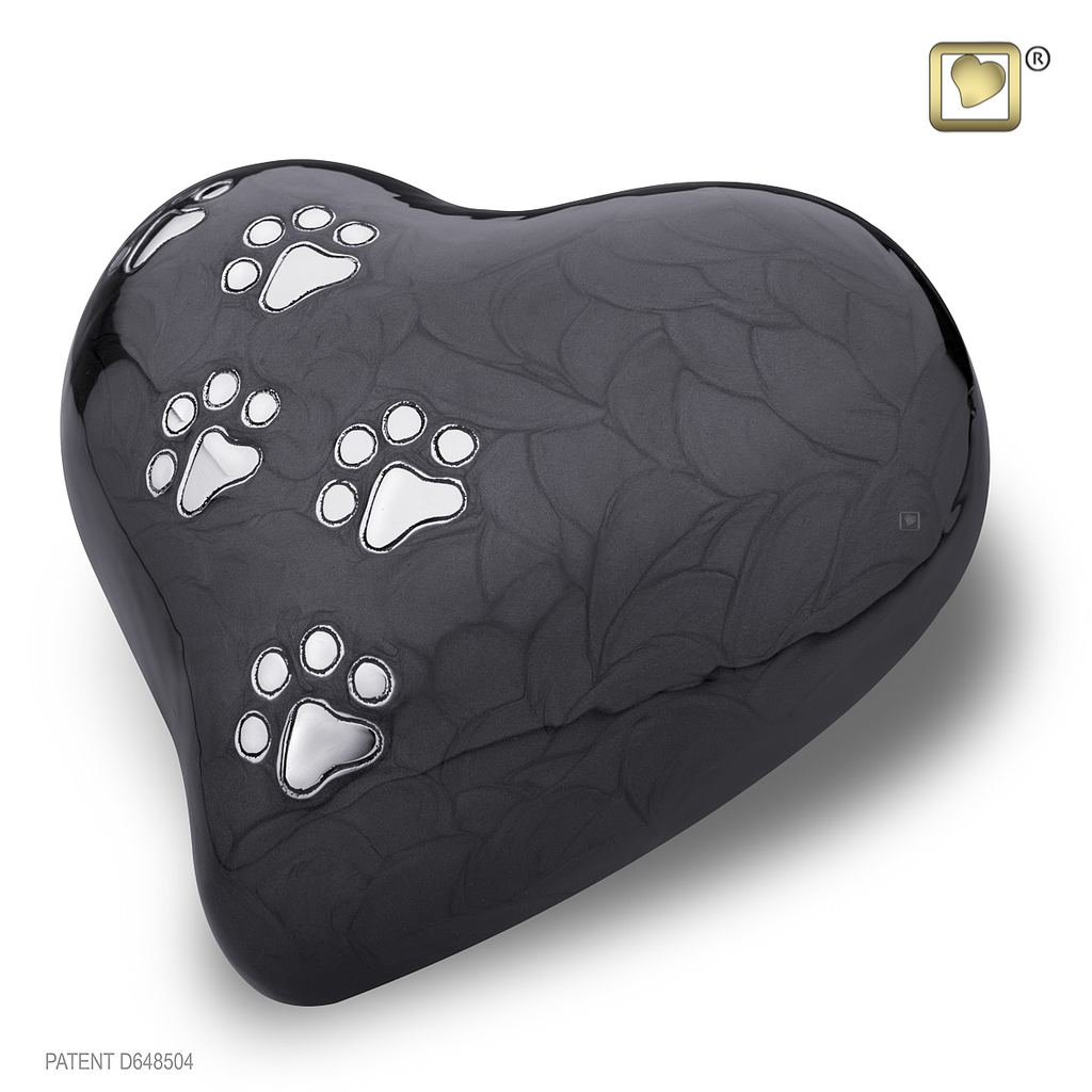 LovePaws Midnight Heart Large