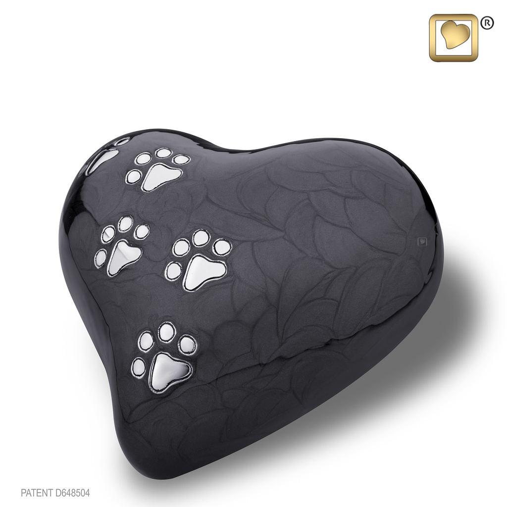 LovePaws Midnight Heart Medium