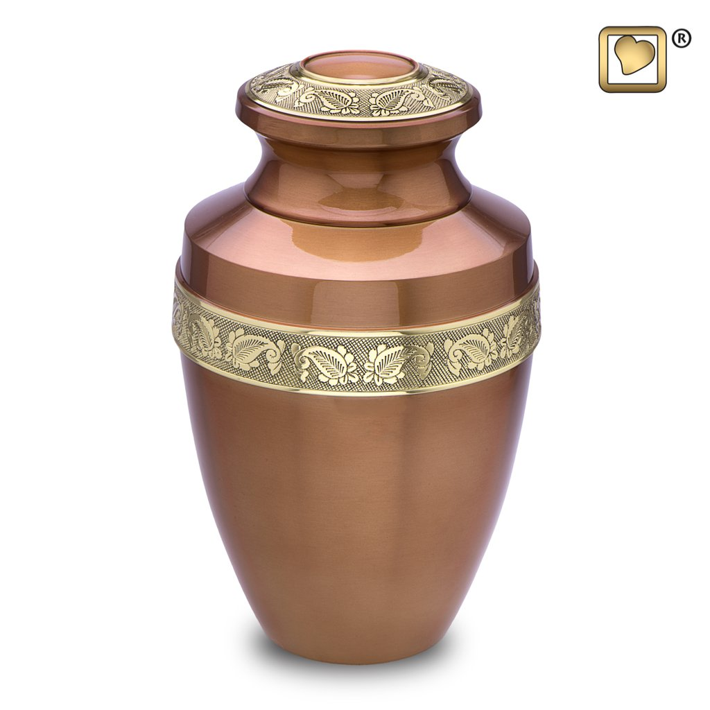 Vienna Copper Urn
