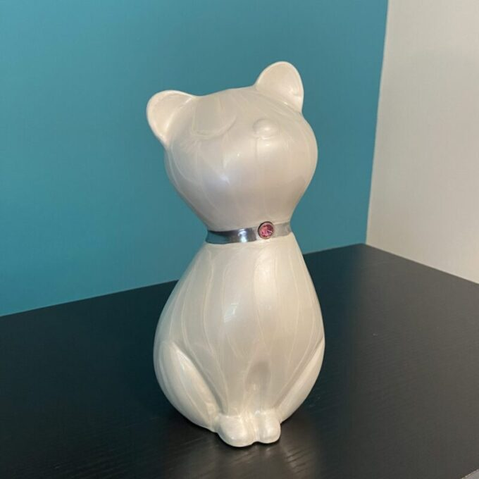 Always and Forever Memorial Products: Princess Cat Pet Urn