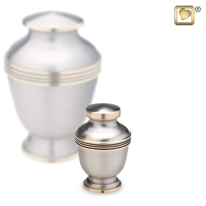 Always and Forever Memorial Products: Monarch Keepsake Urn