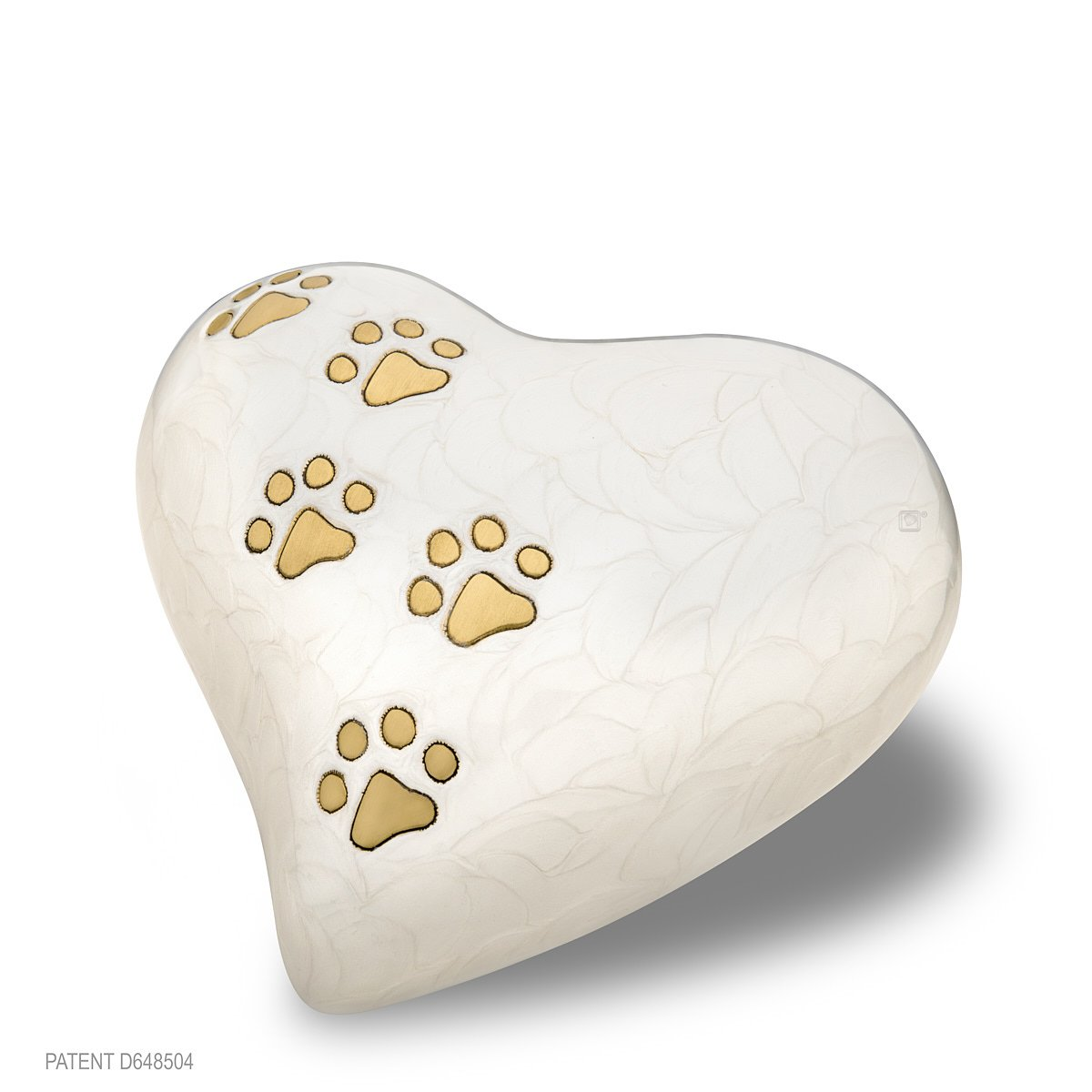 LovePaws Pearl Heart Medium