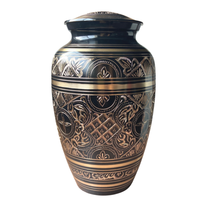 Black-Radiance-Brass-Urn