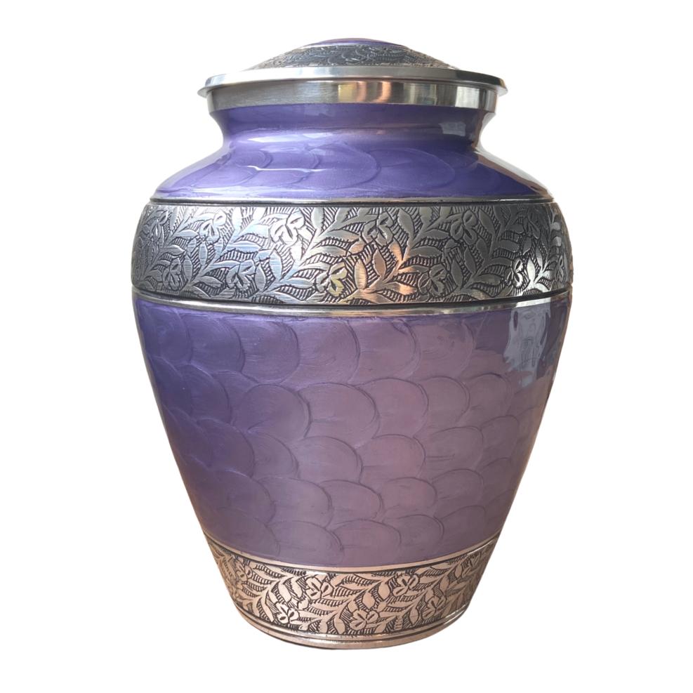 Grace Lavender Urn