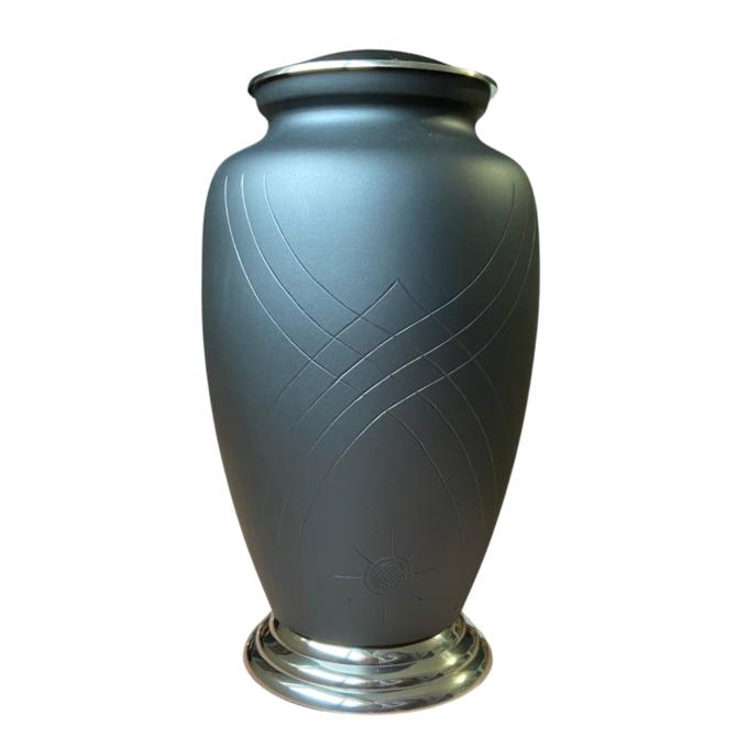 Twilight-Black-Brass-Urn