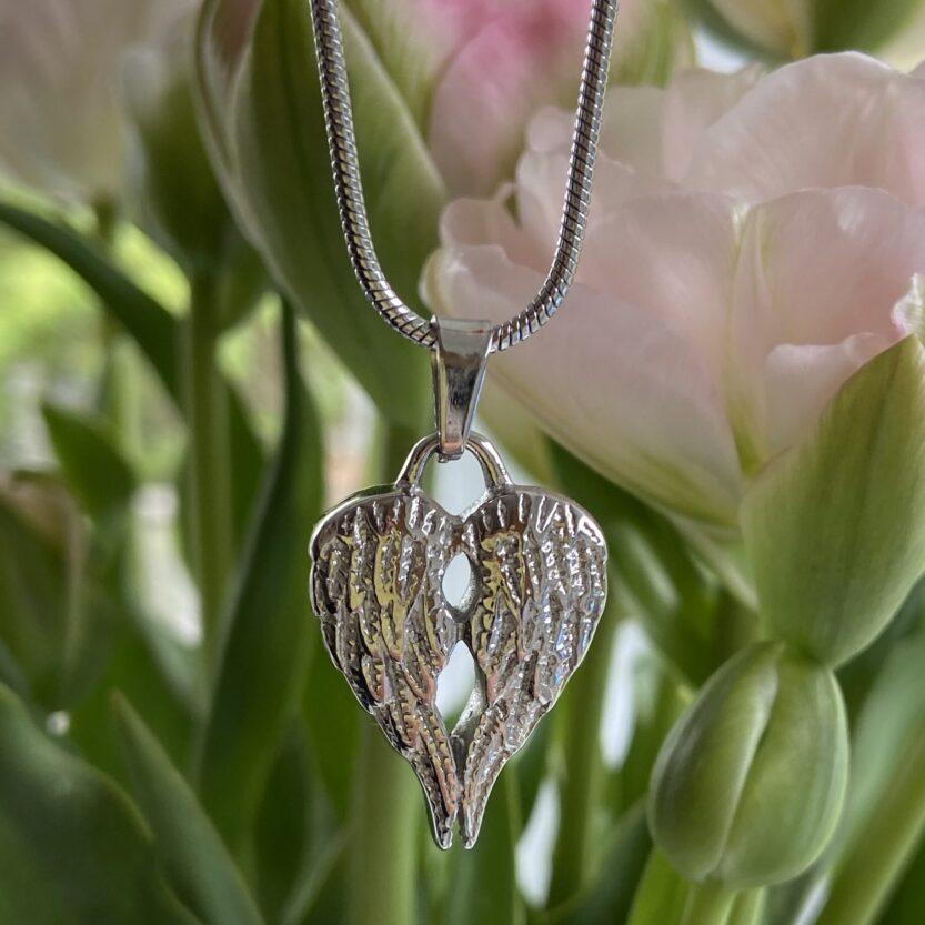 Angel Wings Companion Pendant