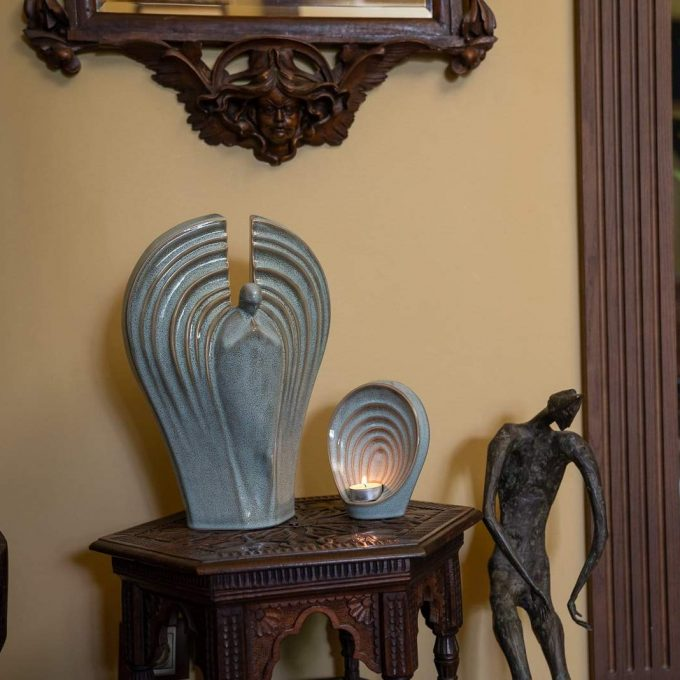 Always and Forever Memorial Products: The Guardian Urn Set
